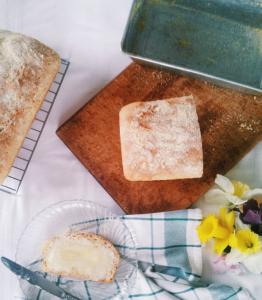 easy bread recipe American English muffin bread
