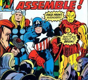 Avengers Assemble #capforstrat