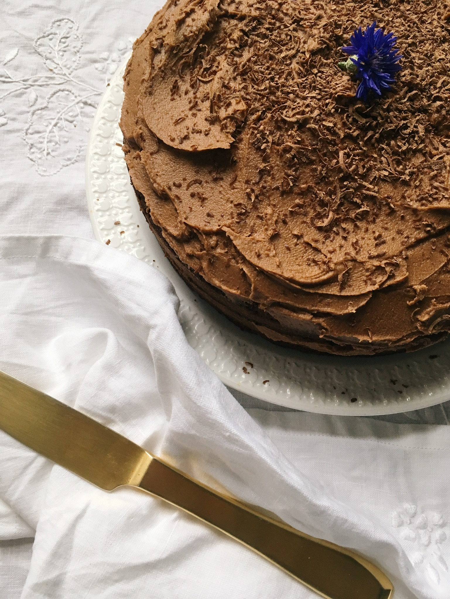 quick and easy chocolate cake recipe, Caldecott chocolate cake