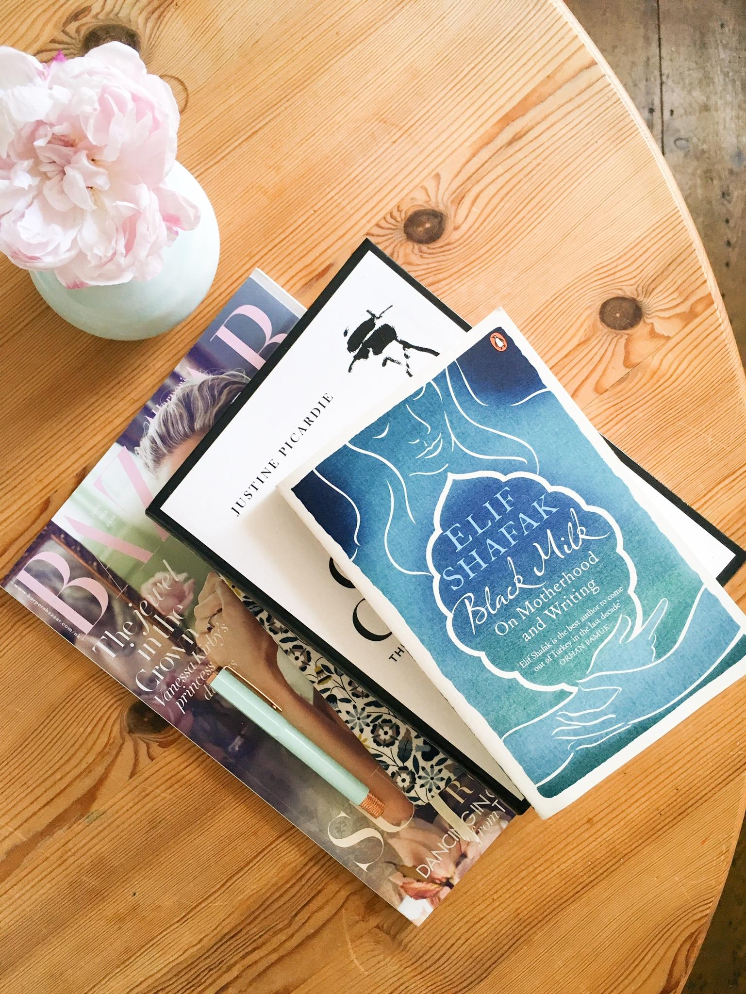 inaugural Harper's Bazaar literary salon 2018