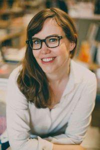 The Book Doctor Caroline Donahue The Secret Library Podcast writing advice