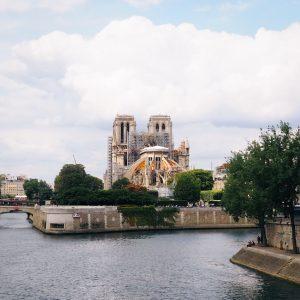 Notre-Dame Paris fire April 2019