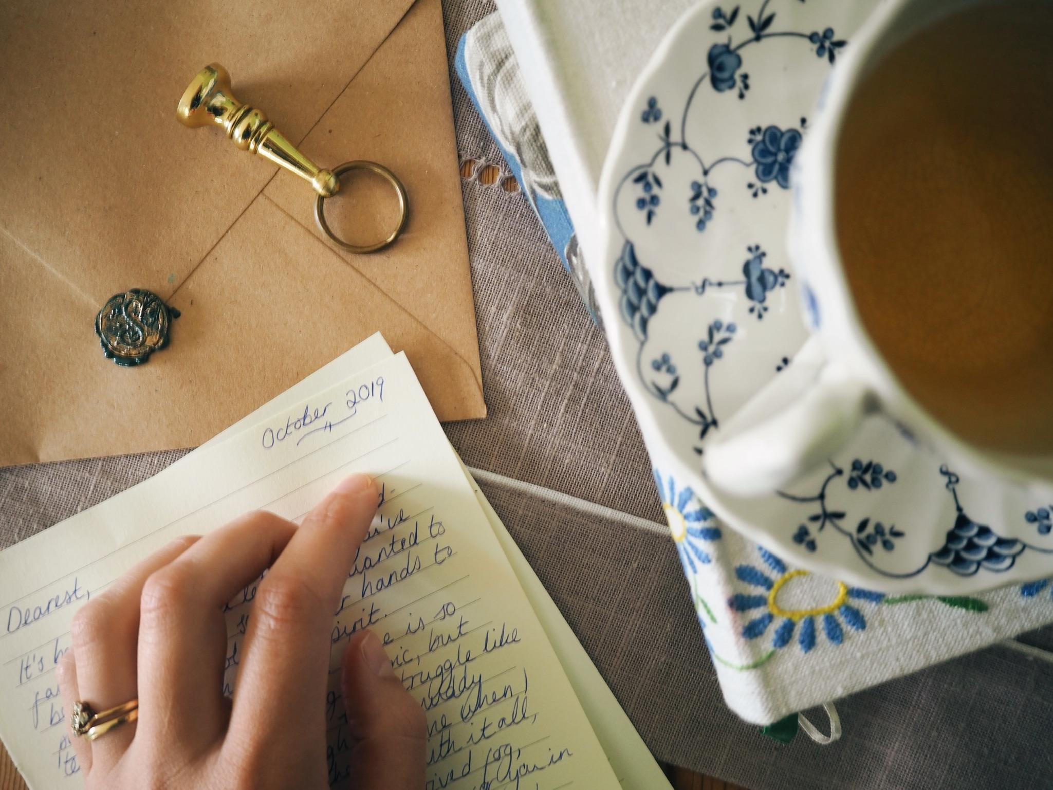 Writing advice, The Writing Habit