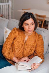 Huma Qureshi writer