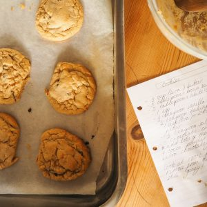 chewy American cookie recipe