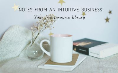 Notes from an Intuitive Business: Free SEO Guide & Other Resources