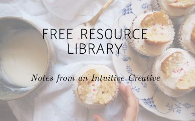 Notes from an Intuitive Creative: Free SEO Guide & Other Resources