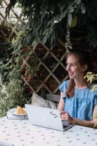 Sophie Caldecott writer